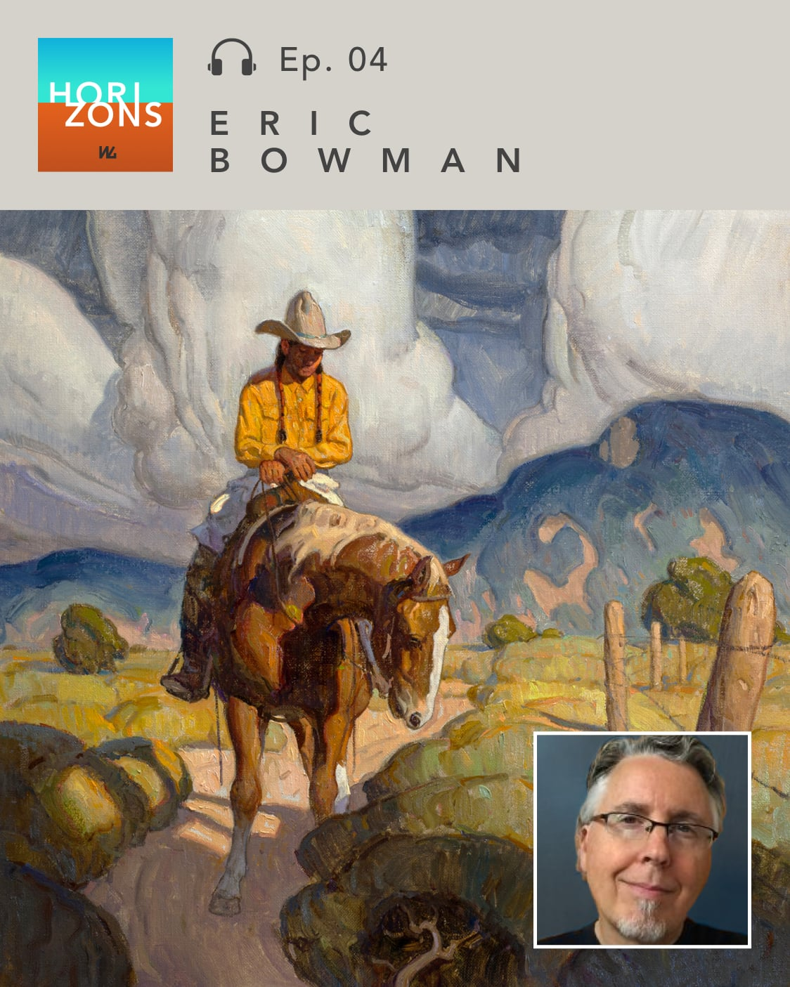 Eric Bowman on Horizons by Western Gallery