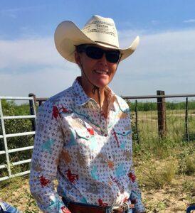 West Texas artist Alice Leese