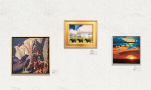 Western Art Exhibition